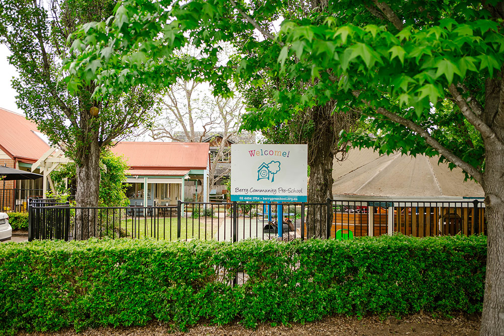 Community Pre-School Berry NSW | History