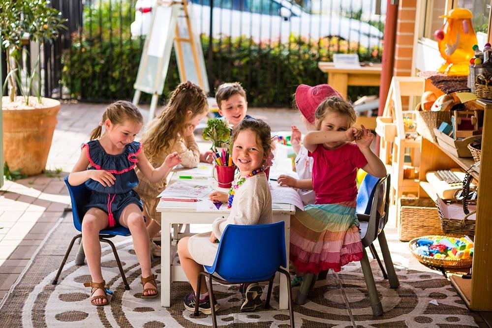 School Readiness Program | Berry Community Pre-School